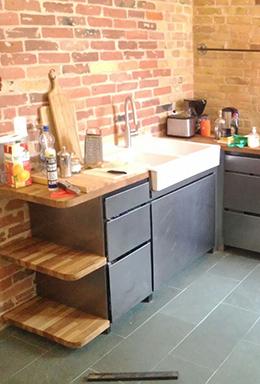 Preis küche  Küche nach Maß zum Preis einer Einbauküche in Berlin